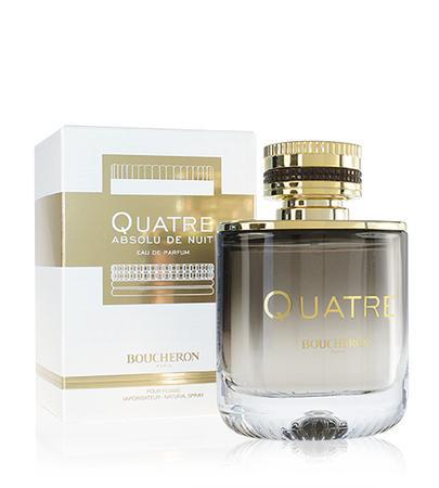 Boucheron Quatre Absolu De Nuit parfémovaná voda 100ml Pro ženy