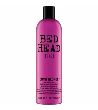 Tigi Bed Head Dumb Blonde kondicionér pro poškozené vlasy 750ml
