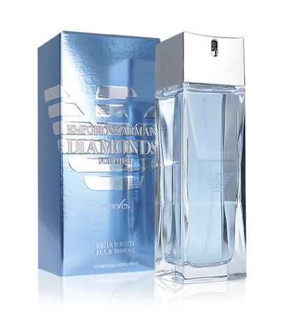 Giorgio Armani Emporio Armani Diamonds Rocks toaletní voda Pro muže 75ml