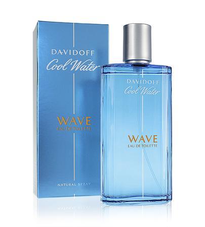 Davidoff Cool Water Wave toaletní voda Pro muže 125ml
