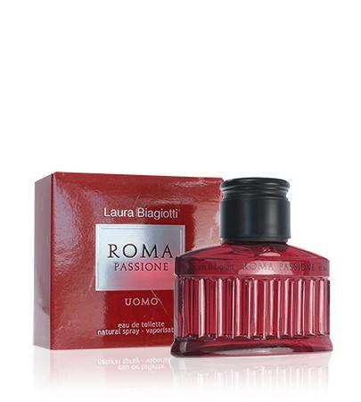Laura Biagiotti Roma Passione Uomo toaletní voda 75ml Pro muže