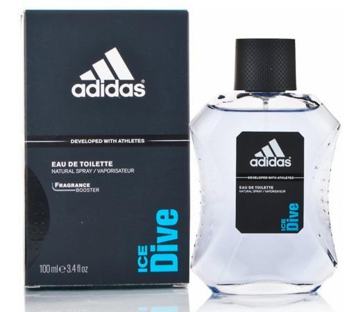 Adidas Ice Dive toaletní voda Pro muže 100ml