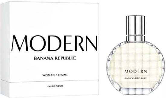 Banana Republic Modern Woman parfémovaná voda 100ml Pro ženy