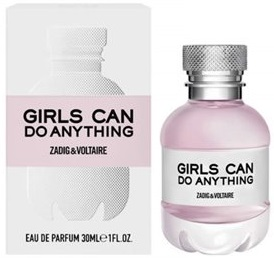 Zadig & Voltaire Girls Can Do Anything parfémovaná voda 30ml Pro ženy