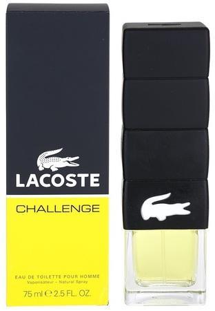 Lacoste Challenge toaletní voda 90ml Pro muže