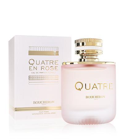 Boucheron Quatre En Rose parfémovaná voda 50ml Pro ženy