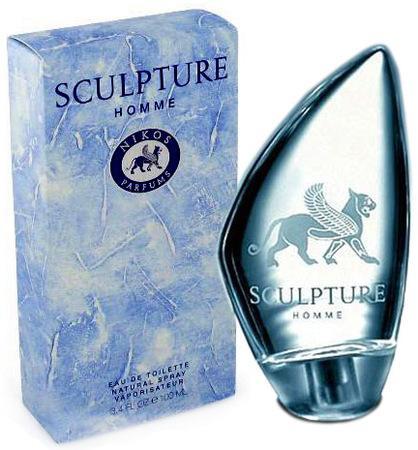 Nikos Sculpture toaletní voda 100ml Pro muže