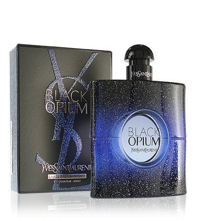 Yves Saint Laurent Black Opium Intense parfémovaná voda 50ml Pro ženy