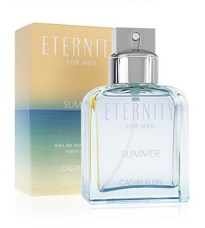 Calvin Klein Eternity For Men Summer 2019 toaletní voda 100ml Pro muže