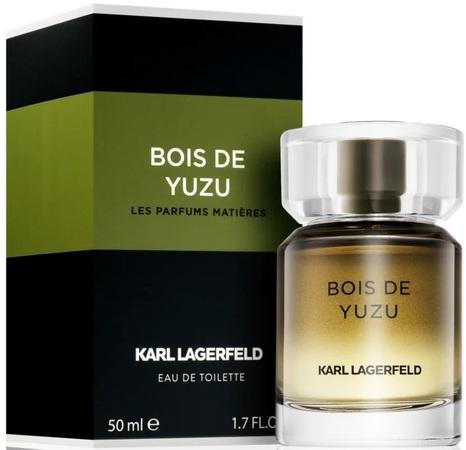 Toaletní voda Karl Lagerfeld - Les Parfums Matieres 50 ml