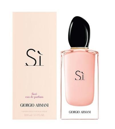 Giorgio Armani Sí Fiori parfémovaná voda 100ml Pro ženy
