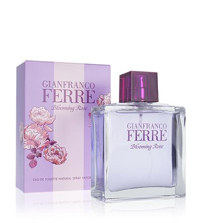 Gianfranco Ferre Blooming Rose toaletní voda 50ml Pro ženy