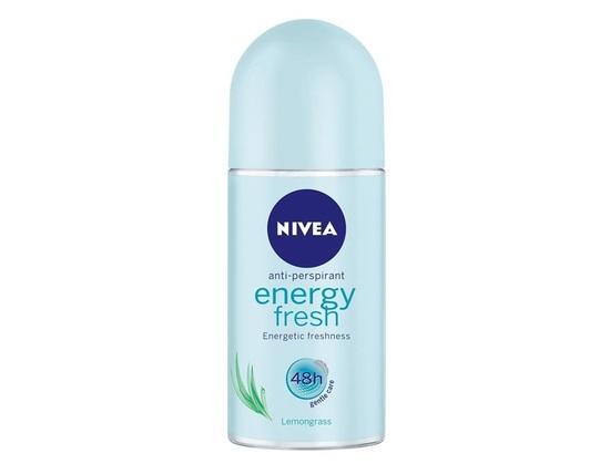 Nivea Fresh Energy antiperspirant roll-on 50ml