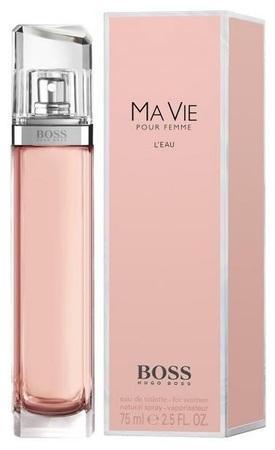 Hugo Boss Boss Ma Vie Pour Femme L`Eau toaletní voda Pro ženy 75ml