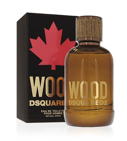 Dsquared2 Wood Pour Homme toaletní voda Pro muže 30ml