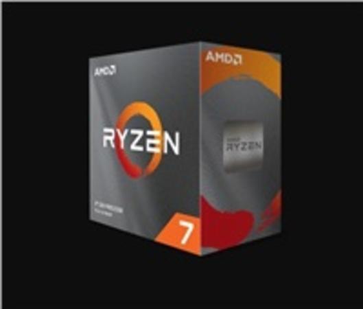 AMD Ryzen 7 8C/16T 3800XT (4.7GHz,36MB,105W,AM4) box without cooler, 100-100000279WOF