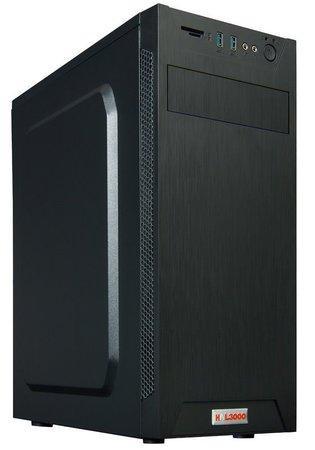 HAL3000 EliteWork AMD 120 / AMD Ryzen 5 4650G/ 16GB/ 500GB PCIe SSD/ W10 Pro