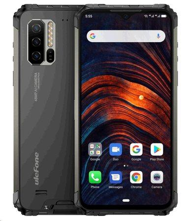 UleFone Armor 7 2020 8GB/128GB Dual SIM černý