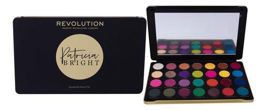 Oční stín Makeup Revolution London - X Patricia Bright Rich In Colour 33,6 g