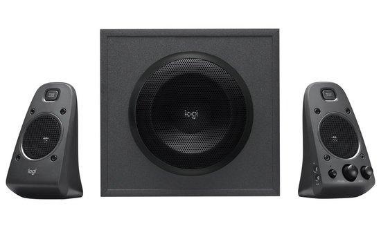 Logitech reproduktory Z625 THX, černé