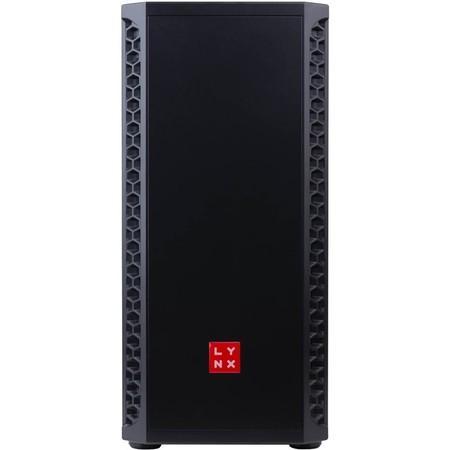 LYNX Challenger Ryzen 5 1600 16GB 500G SSD NVMe GTX1660 SUPER 6G W10 Home, 10462670