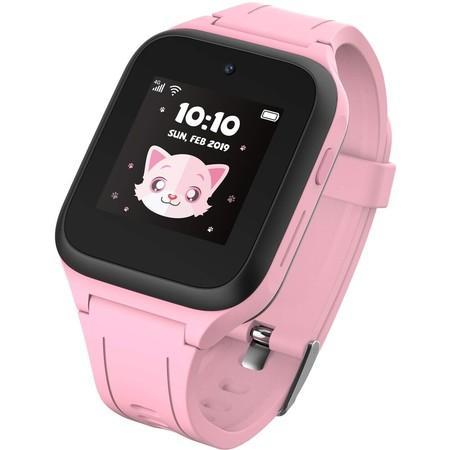 TCL MOVETIME MT40 dětské chytré hodinky růžové