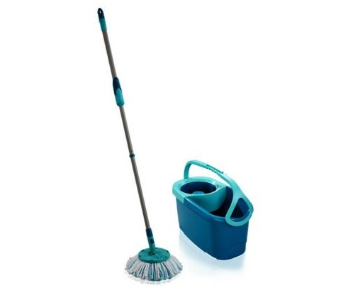 Leifheit Set Clean Twist Disc Mop Ergo