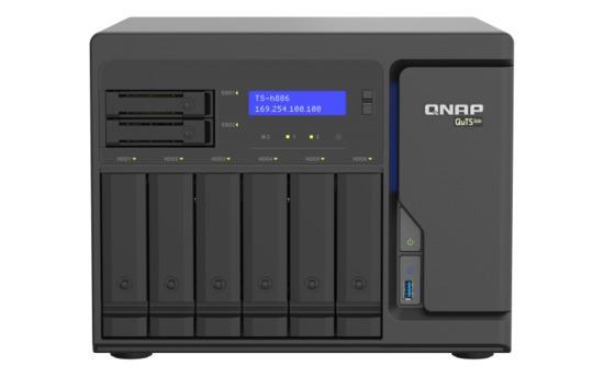 QNAP TS-h886-D1622-16G, TS-h886-D1622-16G