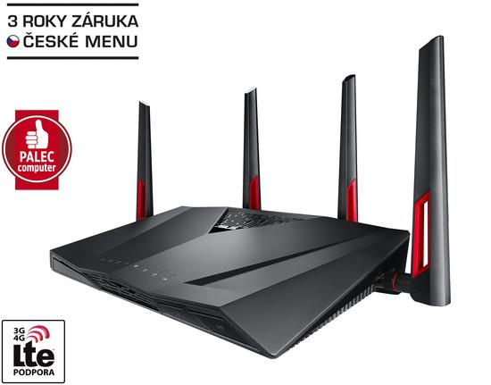 Asus RT-AC88U Wireless AC3100 Dual-band Gigabit Router