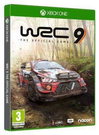 XONE - WRC 9