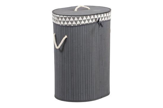 Autronic KD4406 Koš prádelní z bambusu