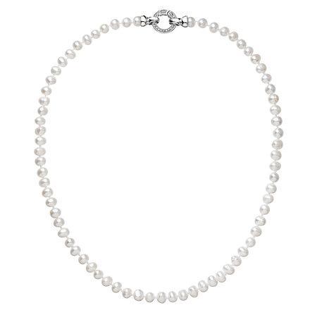 Perličkový náhrdelník Pavona 22001.1 B