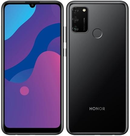 Honor 9A 64GB Dual Sim, HMS, Midnight Black