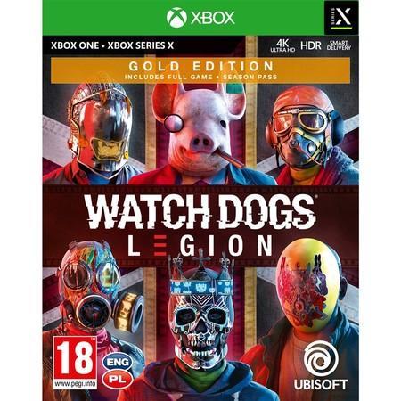 XONE - Watch Dogs Legion Gold Edition