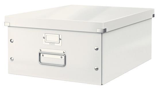 Univerzální krabice Leitz Click&Store, velikost L (A3), bílá, 60450001