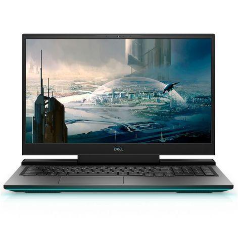 """DELL G7 17(7700)/i7-10750H/16GB/1TB SSD/17,3""""/FHD 300Hz/BT/CAM/FPR/8GB RTX 2070/W10P/cerny, 7700-95049"""