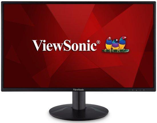 """Viewsonic VA2418-SH 24"""" W IPS TFT/1920x1080/50M:1/5ms/250 cd/m2/D-Sub/HDMI/VESA, VA2418-SH"""