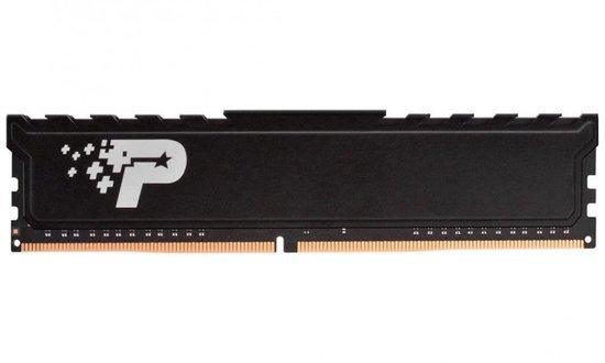 PATRIOT Signature 16GB DDR4 2666MHz / DIMM / CL19 / 1,2V / Heat Shield
