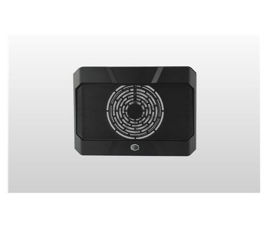 Cooler Master NotePal X150R, chladící podložka pod notebook, USB, 160 mm, černá