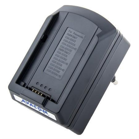 AVACOM nabíječka pro Li-ion akumulátor Panasonic S-002 / S-006 - ACM77, NADI-ACM-77