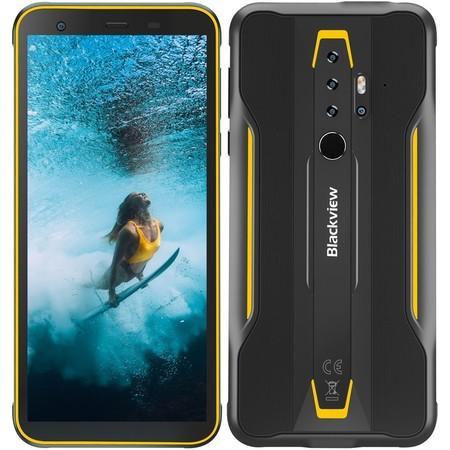 Mobilní telefon iGET BLACKVIEW GBV6300 Pro - černý/žlutý