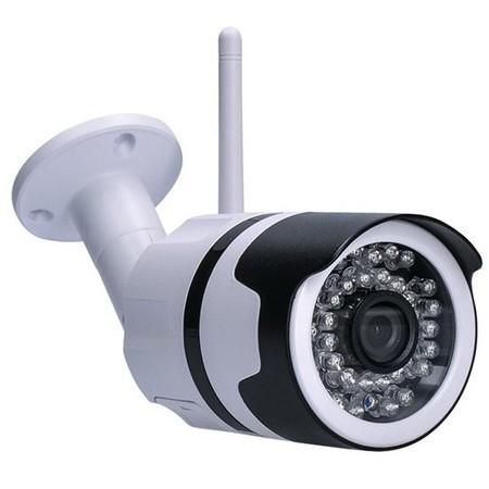 IP kamera Solight 1D73S, venkovní - bílá, 1D73S
