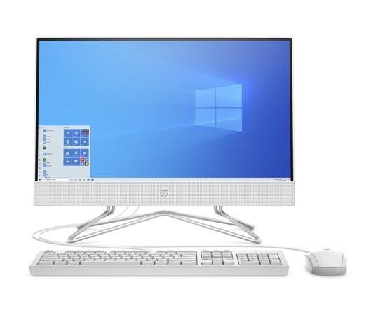 HP 205 G4 AiO 21.5 NT, 1920x1080, Athlon Silver 3050U, Radeon, 1x4 GB, HDD 1 TB, DVDRW, Win10P64, 1-1-1
