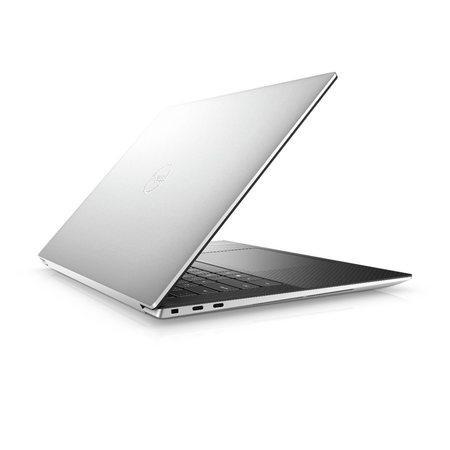 "DELL XPS 15 (9500)/i5-10300H/8GB/512GB SSD/4GB GTX1650Ti/15.6"" FHD+/W10P MUI/stribrny"