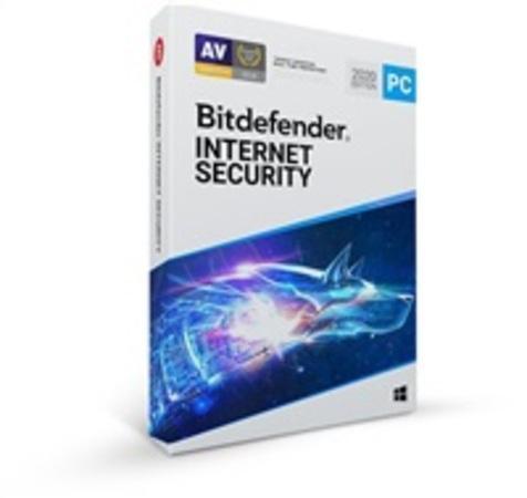 Bitdefender Internet Security 2020 - 1PC na 1 rok_BOX, IS01ZZCSN1201LEN_BOX