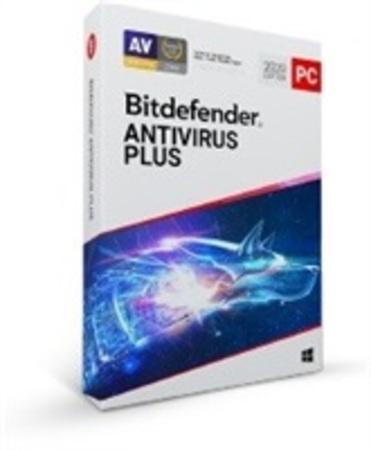Bitdefender Antivirus Plus 2020 - 1PC na 1 rok_BOX, AV01ZZCSN1201LEN_BOX