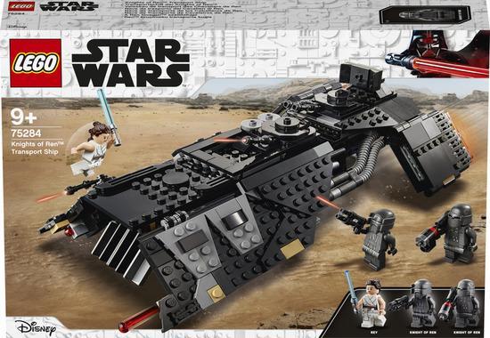 Lego Star Wars Přepravní loď rytířů z Renu