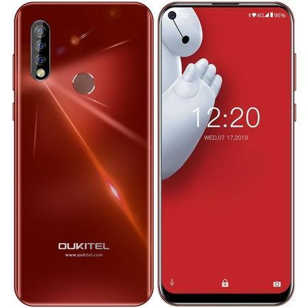 Oukitel C17 Pro 4GB/64GB červený