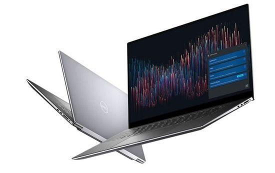 """DELL Precision 5750/i7-10750H/16GB/512GB SSD/4GB Nvidia Quadro T2000/17"""" FHD+/W10P/Grey, 370P9"""