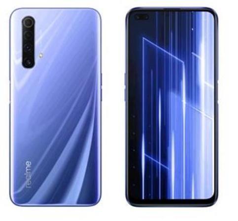 Realme X50 5G 6+128GB Dual SiM Purple